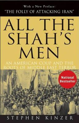 Book Cover: All The Shah's Men
