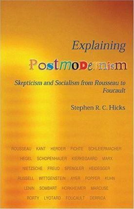 Book Cover: Explaining Postmodernism