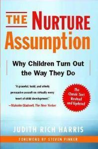 Book Cover: The Nuture Assumption