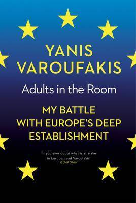 Book Cover: Adults in the Room