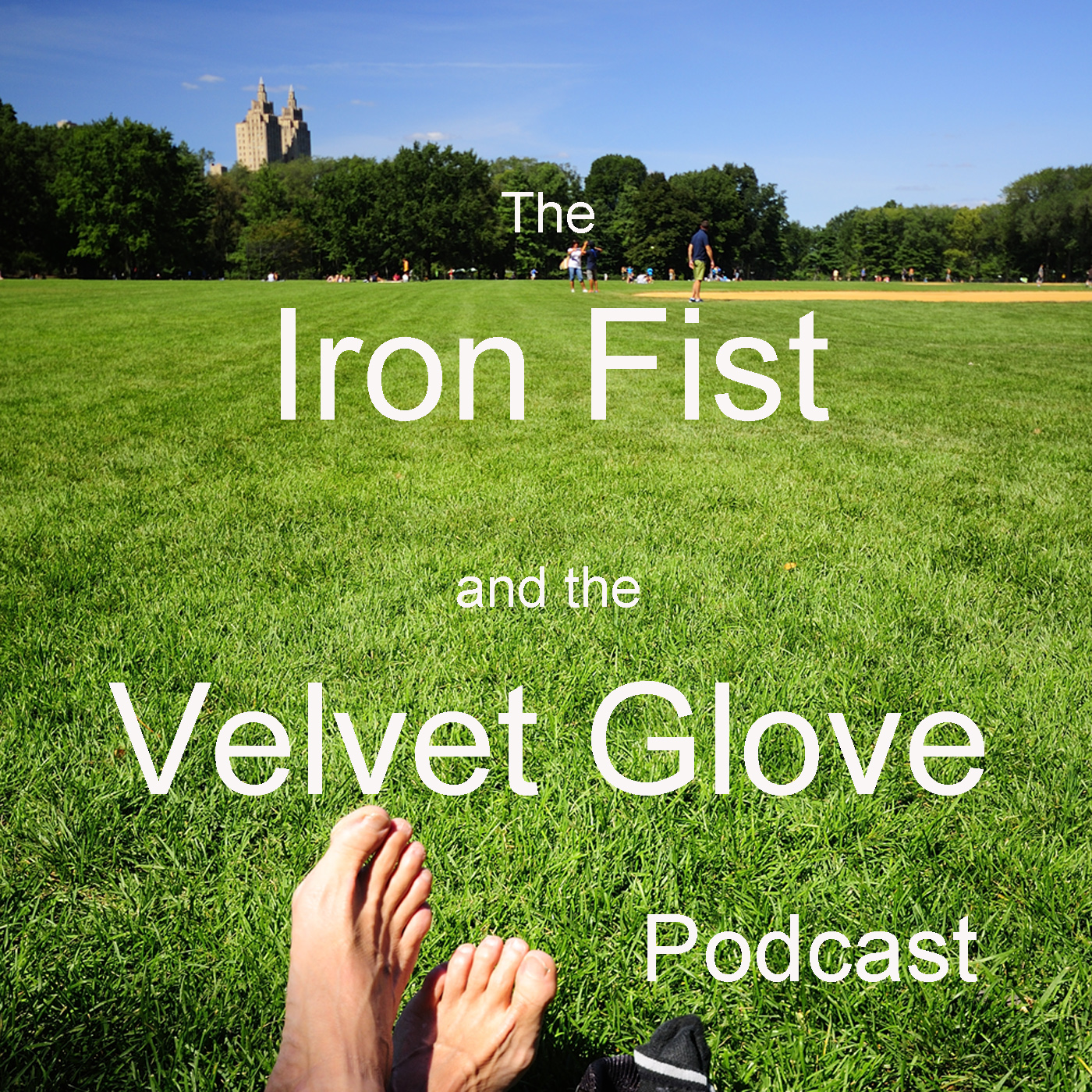 The Iron Fist and the Velvet Glove